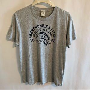 Abercrombie Upstate New York Muscle T Shirt XXL
